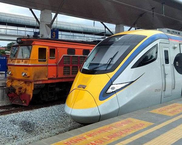 วิวัฒนาการรถไฟอดีตสู่ปัจจุบันและอนาคตข้างหน้า