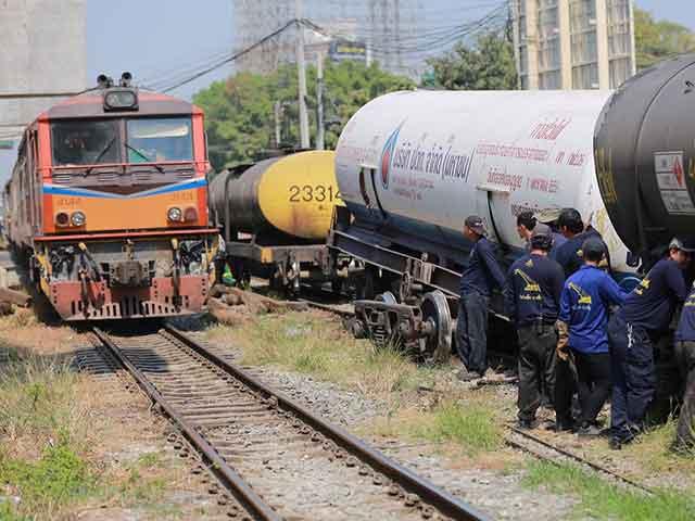 Railway-Thailand
